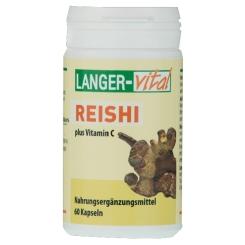 Reishi Kapseln + Vitamin C