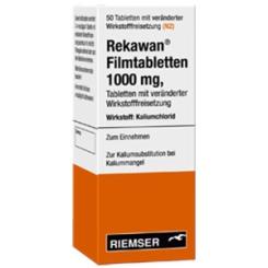 Rekawan® 1000 mg Filmtabletten