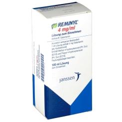 Reminyl 4 mg/ml Lösung