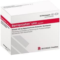 Remiprostan® uno Kapseln