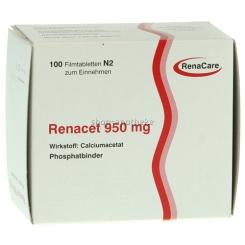 Renacet 950 mg Filmtabl.