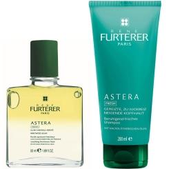 RENE FURTERER ASTERA FRESH Set Empfindliche und juckende Kopfhaut