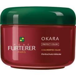 RENE FURTERER OKARA Protect Color Farbschutz-Maske + 50 ml OKARA Farbschutz-Spray GRATIS