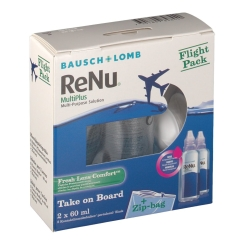 ReNu® Multi Plus SPECIAL FLIGHT PACK