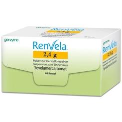RENVELA 2,4 g Pulver Sachets