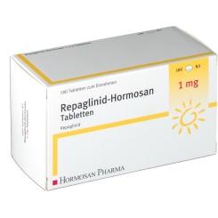 REPAGLINID HORMOSAN 1MG
