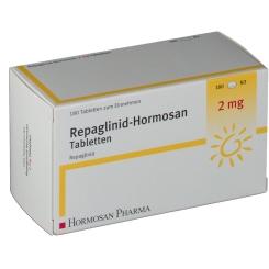 REPAGLINID HORMOSAN 2MG