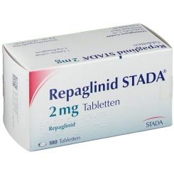 REPAGLINID STADA 2 mg Tabletten