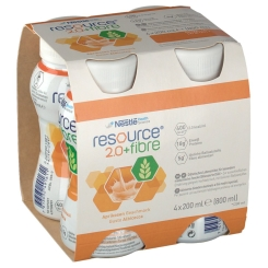 RESOURCE® 2.0 + fibre Aprikose