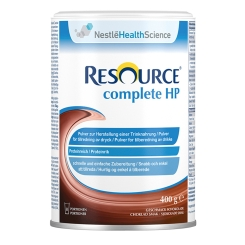 RESOURCE® complete HP Schoko