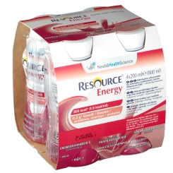 RESOURCE® Energy Erdbeere-Himbeere