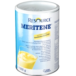 RESOURCE® MERITENE® Vanille