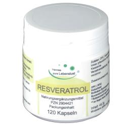 Resveratrol Komplex Vegi