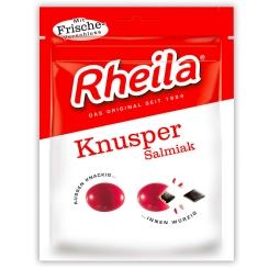 Rheila® Knusper Salmiak mit Zucker