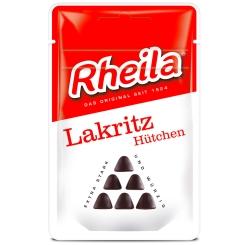 Rheila® Lakritz Hütchen mit Zucker