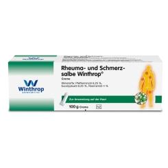 Rheuma- und Schmerzsalbe Winthrop®