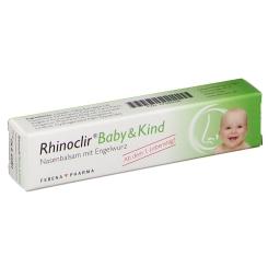 Rhinoclir® Baby & Kind Nasenbalsam mit Engelwurz