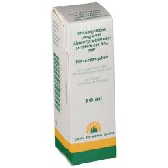 Rhinoguttae Argenti diacetylotannici proteinici 3 % MP