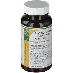 Rhodolia Rosea 200 mg 3 % Kapseln