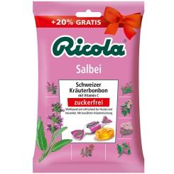 Ricola® Schweizer Kräuterbonbons Alpen Salbei