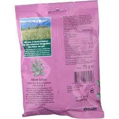 Ricola® Schweizer Kräuterbonbons Salbei mit Zucker