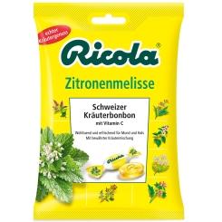 Ricola® Schweizer Kräuterbonbons Zitronenmelisse mit Zucker