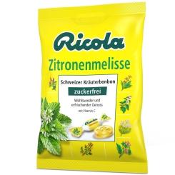 Ricola® Schweizer Kräuterbonbons Zitronenmelisse ohne Zucker
