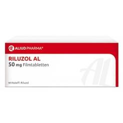 RILUZOL AL 50 mg Filmtabletten