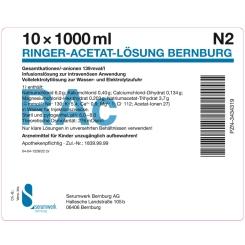 RINGER-ACETAT-LÖSUNG Bernburg