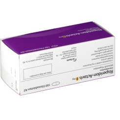 RISPERIDON Actavis 2,0 mg Filmtabletten