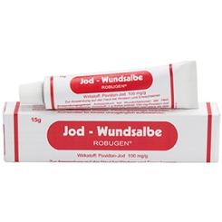 ROBUGEN® Jod-Wundsalbe
