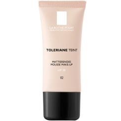 Roche Posay TOLERIANE Teint Mousse Make-up 02 Beige Claire