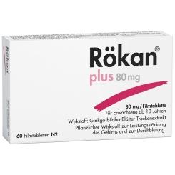 Rökan® plus 80 mg