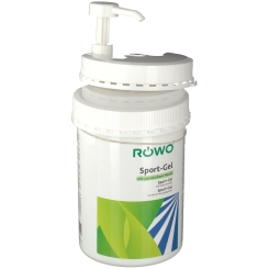 RÖWO® Sportgel inkl. Pumpspender