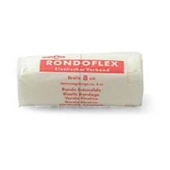 Rondoflex Binde weiss 8 cm x 4 m