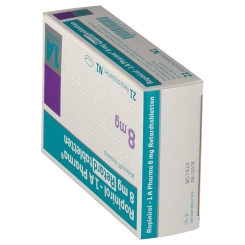 ROPINIROL 1A PHARMA 8MG