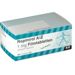ROPINIROL AbZ 1 mg Filmtabletten