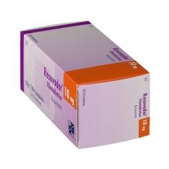 ROSUVADOR 10 mg Filmtabletten
