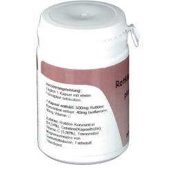 Rotklee Isoflavone 500 mg Kapseln