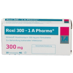 Roxi 300 1a Pharma Filmtabl.