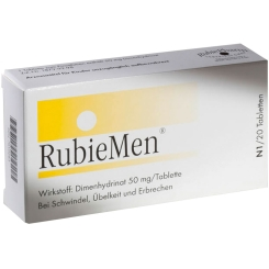 RubieMen® 50 mg Tabletten