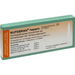 RUFEBRAN® heparo Ampullen