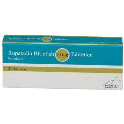 RUPATADIN Bluefish 10 mg Tabletten