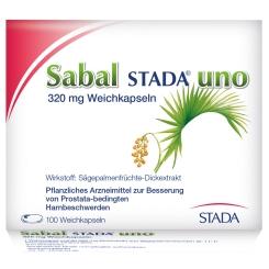 Sabal STADA® uno 320 mg Kapseln