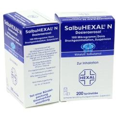 Salbuhexal N Dosieraerosol 200 Hub