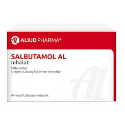 Salbutamol Al Inhalationsloesung