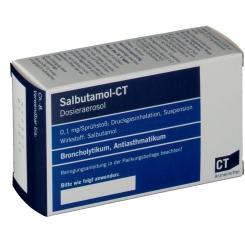 Salbutamol- Ct Dosieraerosol