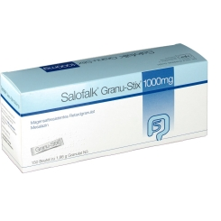 Salofalk 1000 mg Granu Stix Retardgranulat
