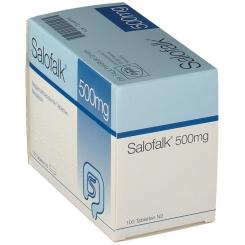 Salofalk 500 Tabletten magensaftr.