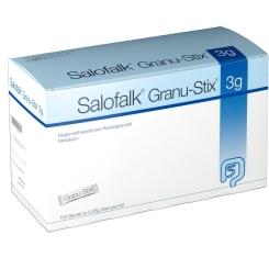 SALOFALK Granu-Stix 3 g magensaftres.Retardgran.
